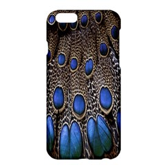 Feathers Peacock Light Apple Iphone 6 Plus/6s Plus Hardshell Case
