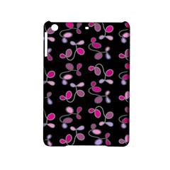 Magenta Garden Ipad Mini 2 Hardshell Cases by Valentinaart