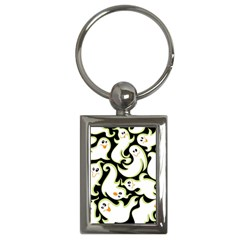 Ghosts Small Phantom Stock Key Chains (rectangle)