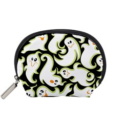 Ghosts Small Phantom Stock Accessory Pouches (small)  by AnjaniArt