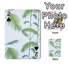 Hawai Tree Playing Cards 54 Designs