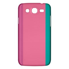 Pink Blue Three Color Samsung Galaxy Mega 5 8 I9152 Hardshell Case