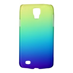 Purple Blue Green Galaxy S4 Active by AnjaniArt