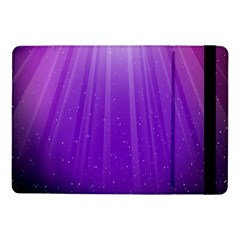 Purple Colors Fullcolor Samsung Galaxy Tab Pro 10 1  Flip Case by AnjaniArt