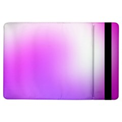 Purple White Background Bright Spots Ipad Air Flip