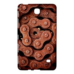 Motorcycle Chain Samsung Galaxy Tab 4 (7 ) Hardshell Case  by AnjaniArt
