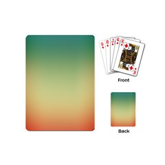 Smooth Gaussian Playing Cards (mini)