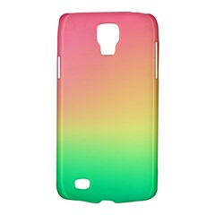 The Walls Pink Green Yellow Galaxy S4 Active by AnjaniArt