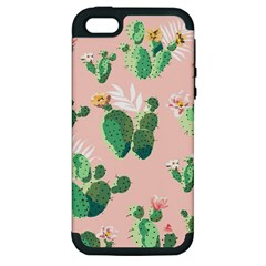 Thorn Apple Iphone 5 Hardshell Case (pc+silicone)