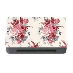 Rose Beauty Flora Memory Card Reader With Cf by AnjaniArt