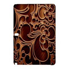 Tekstura Twigs Chocolate Color Samsung Galaxy Tab Pro 10 1 Hardshell Case