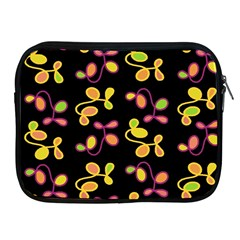 My Garden Apple Ipad 2/3/4 Zipper Cases by Valentinaart