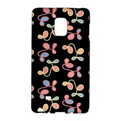 Elegant Garden Galaxy Note Edge by Valentinaart
