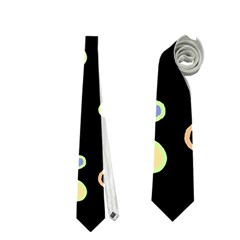 Magical Garden Neckties (one Side)  by Valentinaart