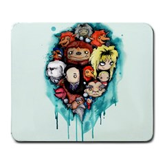 Should You Need Us 2 0 Large Mousepads by lvbart