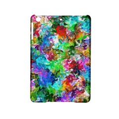 Colorful Strokes                                                                                                               			apple Ipad Mini 2 Hardshell Case by LalyLauraFLM