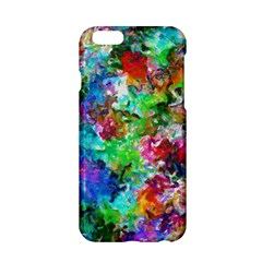 Colorful Strokes                                                                                                               			apple Iphone 6/6s Hardshell Case by LalyLauraFLM