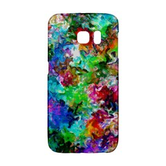 Colorful Strokes                                                                                                               			samsung Galaxy S6 Edge Hardshell Case by LalyLauraFLM