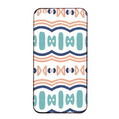 Shapes And Waves                                                                                                                 			apple Iphone 4/4s Seamless Case (black) by LalyLauraFLM