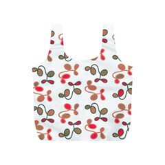 Simple Garden Full Print Recycle Bags (s)  by Valentinaart