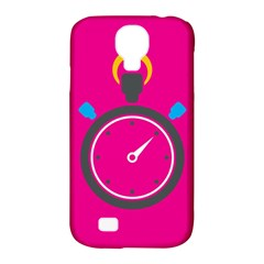 Alarm Clock Houre Samsung Galaxy S4 Classic Hardshell Case (pc+silicone) by AnjaniArt