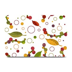 Adorable Floral Design Plate Mats