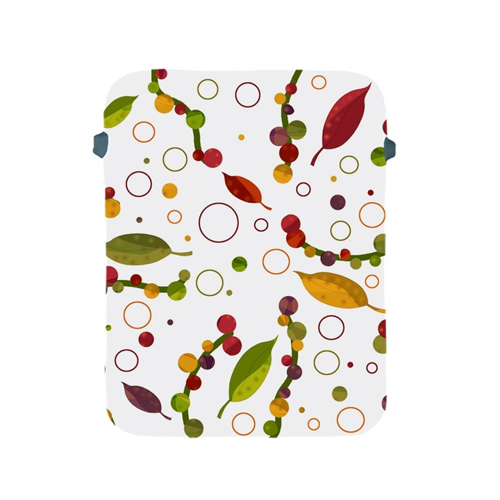 Adorable floral design Apple iPad 2/3/4 Protective Soft Cases