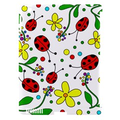 Ladybugs Apple Ipad 3/4 Hardshell Case (compatible With Smart Cover) by Valentinaart