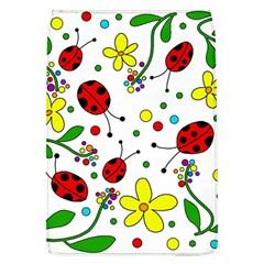 Ladybugs Flap Covers (l)  by Valentinaart