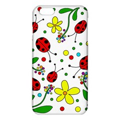 Ladybugs Iphone 6 Plus/6s Plus Tpu Case by Valentinaart