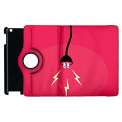 Electric Jack Apple Ipad 2 Flip 360 Case