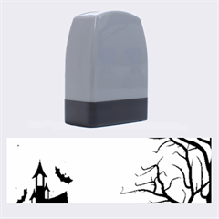 Day Halloween Night Name Stamps