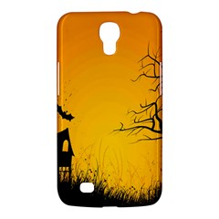 Day Halloween Night Samsung Galaxy Mega 6 3  I9200 Hardshell Case
