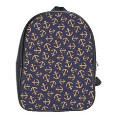 Anchor Ship School Bags (xl)
