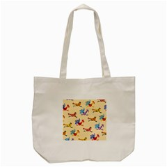 Chicken Tote Bag (cream)