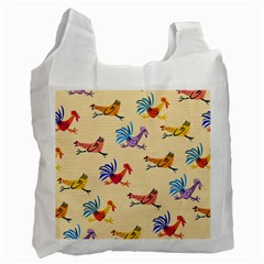 Chicken Recycle Bag (two Side)