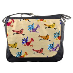 Chicken Messenger Bags