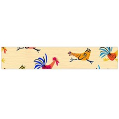 Chicken Flano Scarf (large) by AnjaniArt
