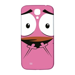 Funny Face Samsung Galaxy S4 I9500/i9505  Hardshell Back Case by AnjaniArt