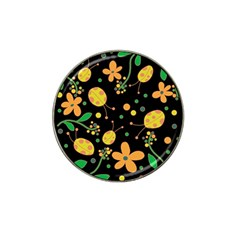 Ladybugs And Flowers 3 Hat Clip Ball Marker (10 Pack) by Valentinaart