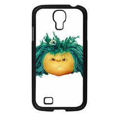 Angry Girl Doll Samsung Galaxy S4 I9500/ I9505 Case (black) by dflcprints