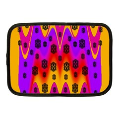 The Big City Netbook Case (medium)  by pepitasart