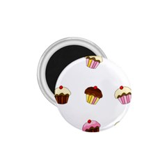 Colorful Cupcakes  1 75  Magnets by Valentinaart