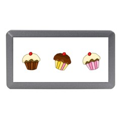 Colorful Cupcakes  Memory Card Reader (mini) by Valentinaart