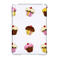Colorful Cupcakes  Apple Ipad Mini Hardshell Case (compatible With Smart Cover) by Valentinaart