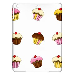 Colorful Cupcakes  Ipad Air Hardshell Cases by Valentinaart