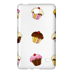Colorful Cupcakes  Samsung Galaxy Tab 4 (7 ) Hardshell Case