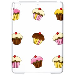 Colorful Cupcakes  Apple Ipad Pro 9 7   Hardshell Case by Valentinaart