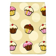 Colorful Cupcakes Pattern Flap Covers (l)  by Valentinaart