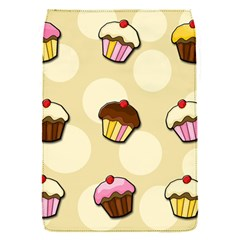 Colorful Cupcakes Pattern Flap Covers (s)  by Valentinaart